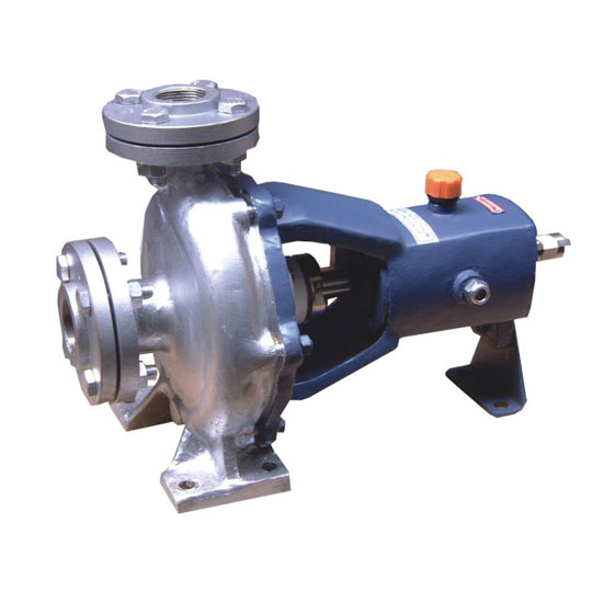 Centrifugal Chemical Process Pumps in SS