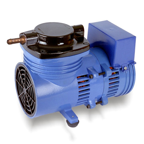 Oil Free Diaphragm Vacuum Pressure Pumps